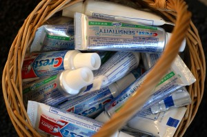 toothpaste-at-northfield-dental-office